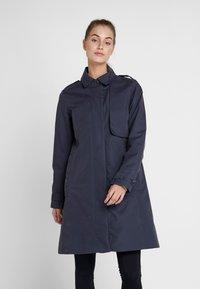 Didriksons - MILA WOMEN'S COAT - Waterproof jacket - navy dust - 0