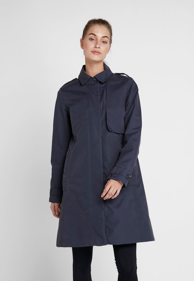 MILA WOMEN'S COAT - Regnjacka - navy dust