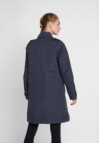 Didriksons - MILA WOMEN'S COAT - Waterproof jacket - navy dust - 2