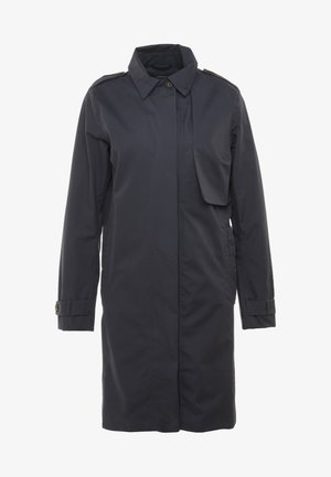 MILA WOMEN'S COAT - Vodotěsná bunda - navy dust