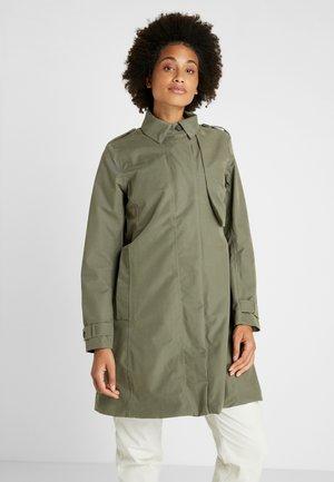 MILA WOMEN'S COAT - Waterproof jacket - dusty olive