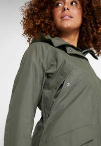 Didriksons - AGNES WOMENS COAT - Parka - dusty olive - 4