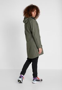 Didriksons - AGNES WOMENS COAT - Parka - dusty olive - 2