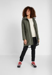 Didriksons - AGNES WOMENS COAT - Parka - dusty olive - 1