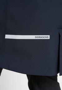 Didriksons - ILMA WOMEN - Parkatakki - dark night blue - 5