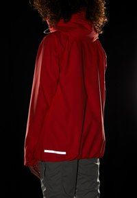 Didriksons - WIDA WOMENS JACKET - Hardshell jacket - coral red - 6