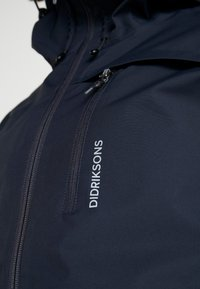 Didriksons - WIDA WOMENS JACKET - Hardshell jacket - dark night blue - 7