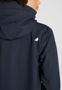 Didriksons - WIDA WOMENS JACKET - Hardshell jacket - dark night blue - 3