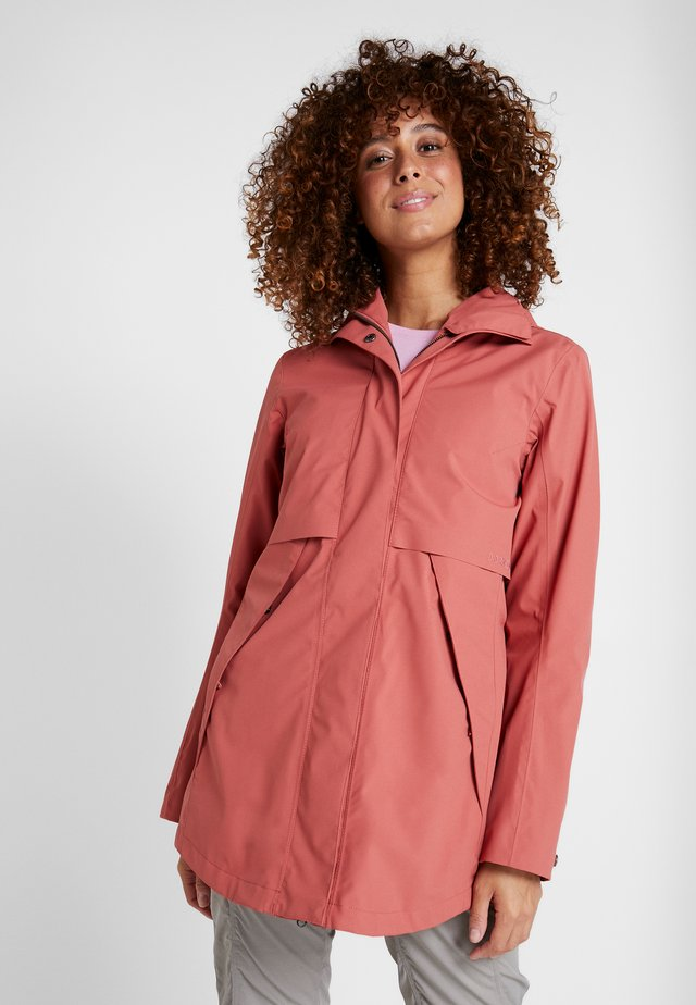 EDITH WOMEN - Parkas - pink blush