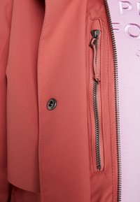 Didriksons - EDITH WOMEN - Parka - pink blush - 6
