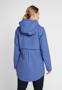 Didriksons - EDITH WOMEN - Parka - fjord blue - 2