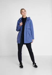Didriksons - EDITH WOMEN - Parka - fjord blue - 1