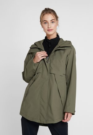 EDITH WOMEN - Parkatakki - dusty olive