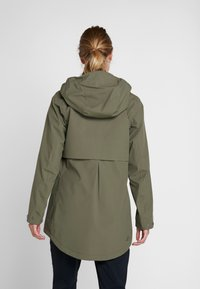 Didriksons - EDITH WOMEN - Parka - dusty olive - 2