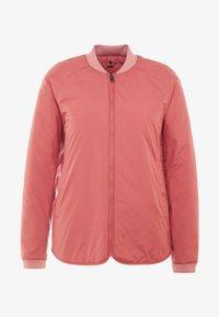 Didriksons - JUNI WOMENS JACKET - Outdoor jacket - pink blush - 3