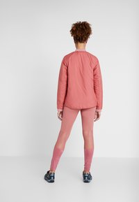 Didriksons - JUNI WOMENS JACKET - Outdoor jacket - pink blush - 2