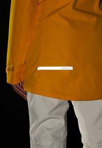 Didriksons - NOOR WOMENS - Waterproof jacket - oat yellow - 8