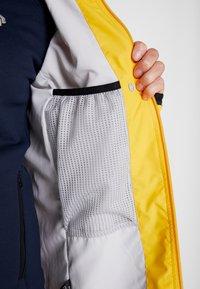 Didriksons - NOOR WOMENS - Waterproof jacket - oat yellow - 7