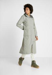 Didriksons - SISSEL WOMENS COAT - Waterproof jacket - mistel green - 1
