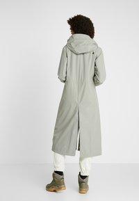 Didriksons - SISSEL WOMENS COAT - Waterproof jacket - mistel green - 2