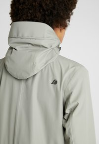 Didriksons - SISSEL WOMENS COAT - Waterproof jacket - mistel green - 5