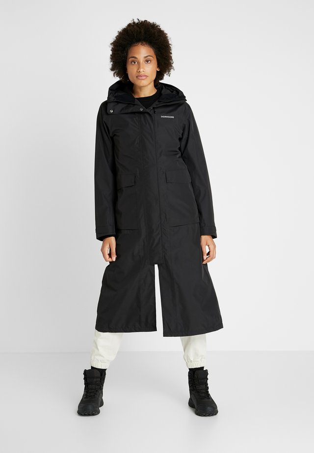 SISSEL WOMENS COAT - Waterproof jacket - black