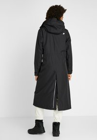Didriksons - SISSEL WOMENS COAT - Impermeabile - black - 2
