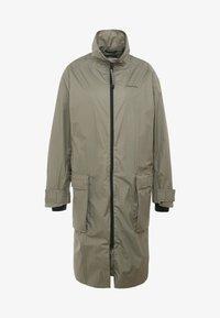 Didriksons - DALIA  - Waterproof jacket - mistel green - 4