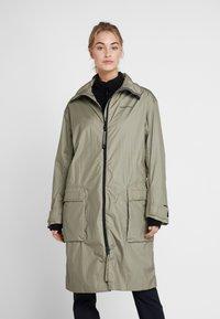Didriksons - DALIA  - Waterproof jacket - mistel green - 0