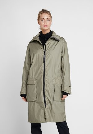 DALIA  - Waterproof jacket - mistel green