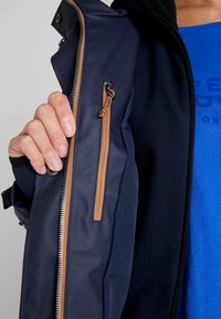 Didriksons - ESTRID - Waterproof jacket - almond brown - 6