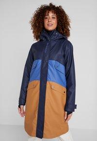 Didriksons - ESTRID - Waterproof jacket - almond brown - 0