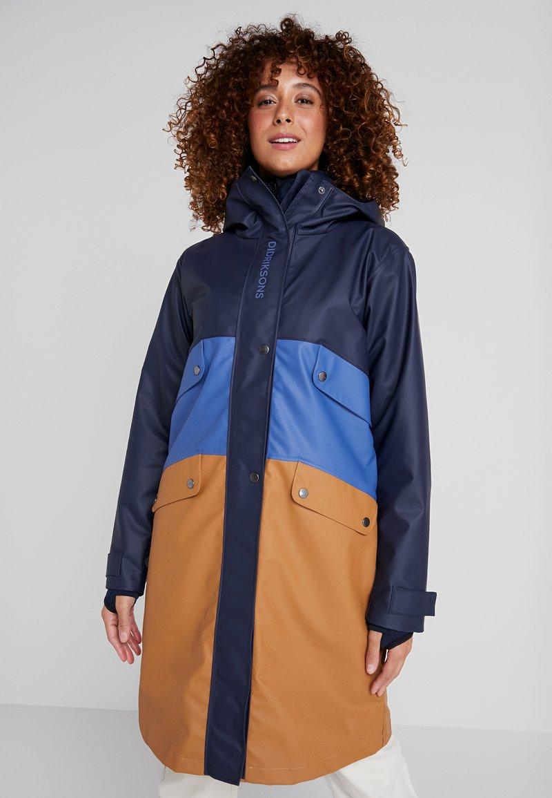 Didriksons - ESTRID - Waterproof jacket - almond brown