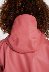 Didriksons - ESTRID - Waterproof jacket - pink blush - 5