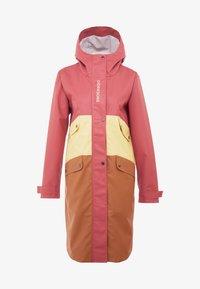 Didriksons - ESTRID - Waterproof jacket - pink blush - 7