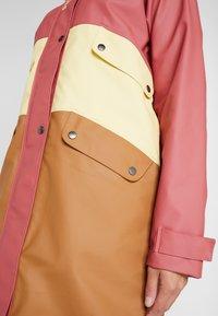 Didriksons - ESTRID - Waterproof jacket - pink blush - 3