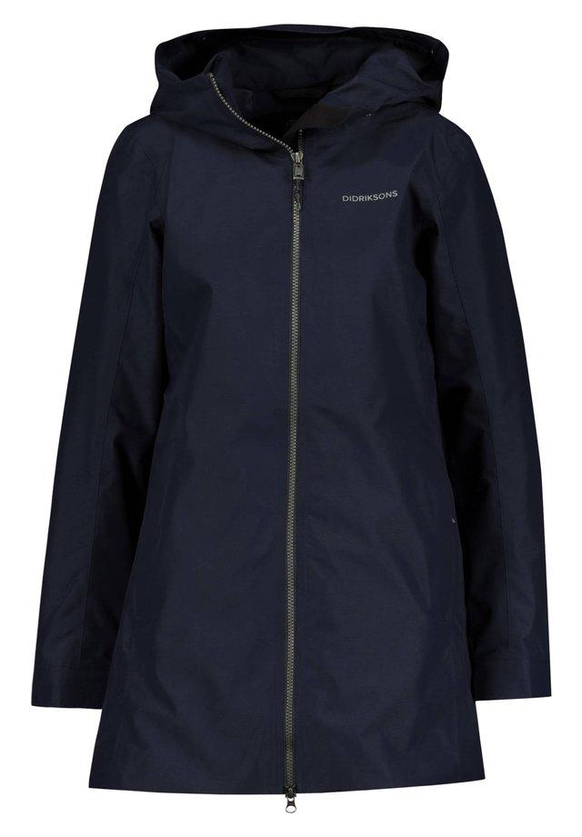 MIRANDA WOMEN'S PARKA - Waterproof jacket - black