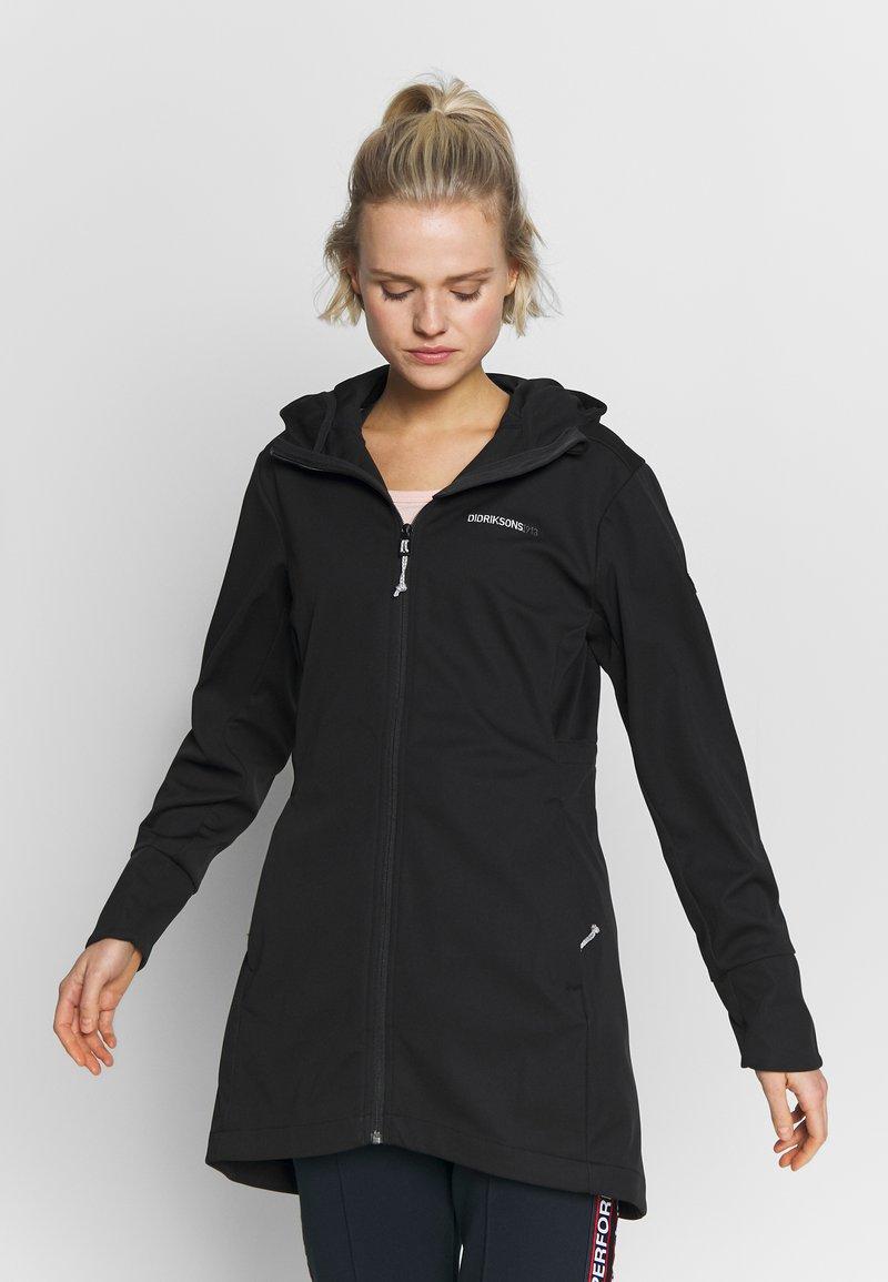 Didriksons - TERESA - Outdoorová bunda - black