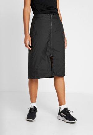 AGATA WOMENS SKIRT - Sportovní sukně - black