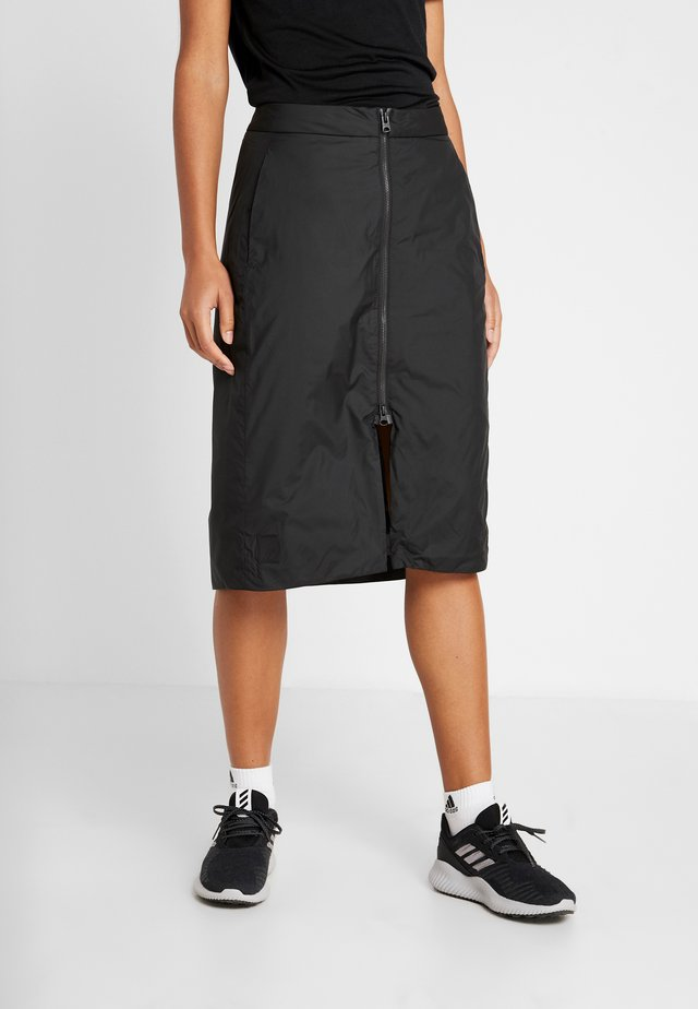 AGATA WOMENS SKIRT - Sports skirt - black