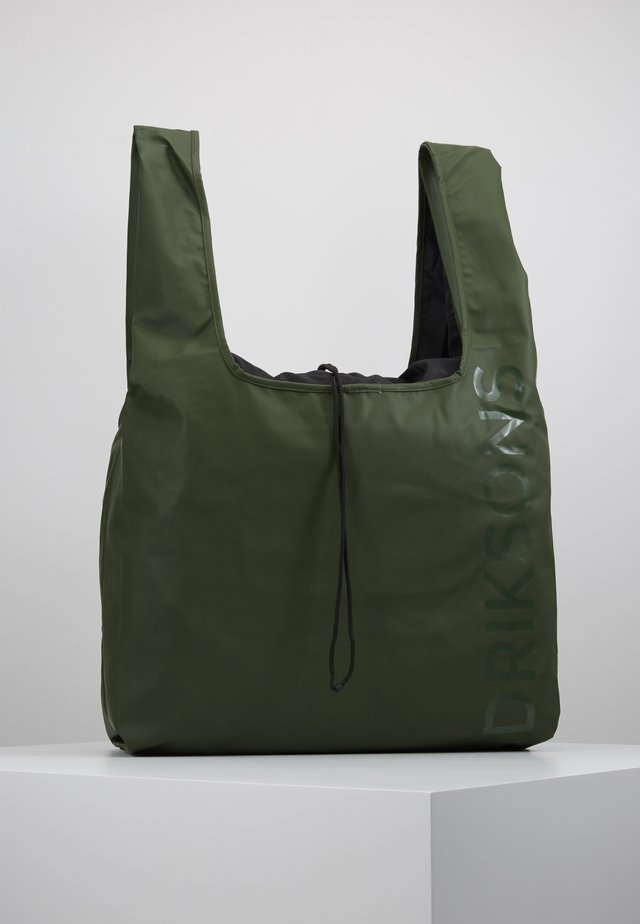 SKAFTÖ BAG - Sports bag - spruce green