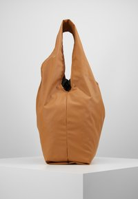 Didriksons - SKAFTÖ GALON BAG - Sports bag - almond brown - 3