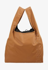Didriksons - SKAFTÖ GALON BAG - Sports bag - almond brown