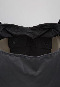 Didriksons - SKAFTÖ GALON BAG - Sports bag - black - 4