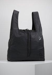Didriksons - SKAFTÖ GALON BAG - Sports bag - black - 0