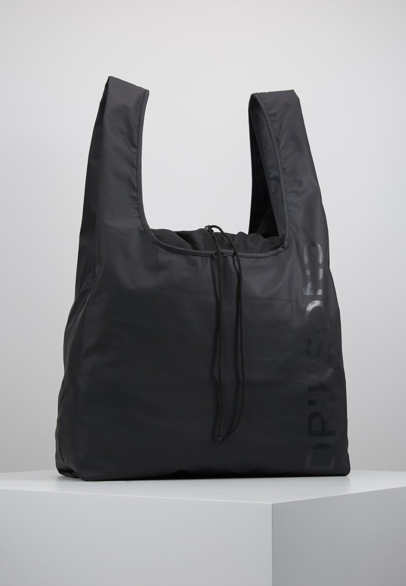 Didriksons - SKAFTÖ GALON BAG - Sports bag - black
