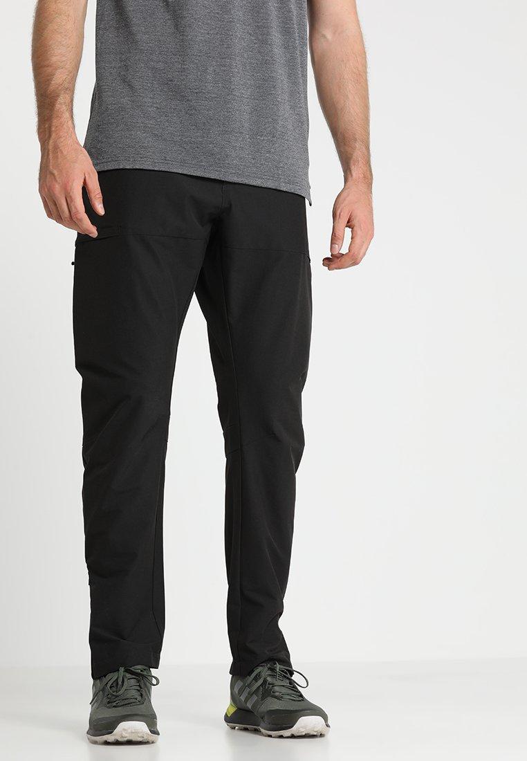 Didriksons - SVERRE MENS PANTS - Pantalon classique - black