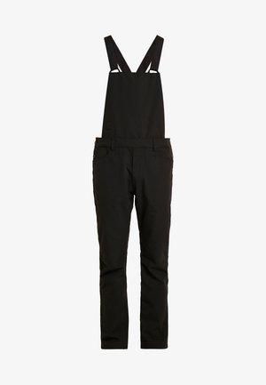 ANDERS MEN'S PANTS - Długie spodnie trekkingowe - black