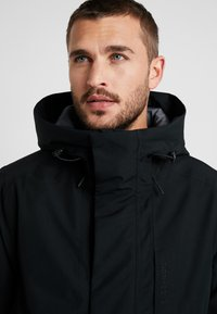Didriksons - KENNY MENS - Parka - black - 3