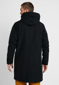 Didriksons - KENNY MENS - Parka - black - 2